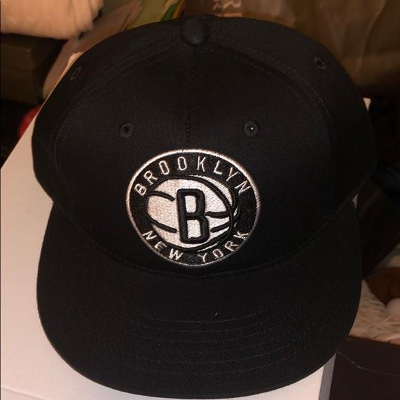 BROOKLYN NEW YORK BASKETBALL CAPS 83cdcd6a760